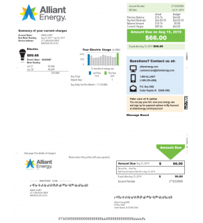 Utility, Alliant Energy