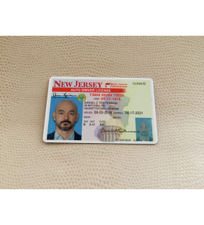 Driver's License, Front Snapshot Only