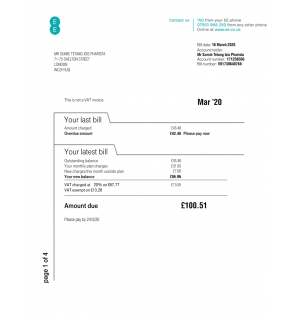 EE Wireless, (UK, EU)