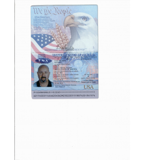 Passport, Scanned